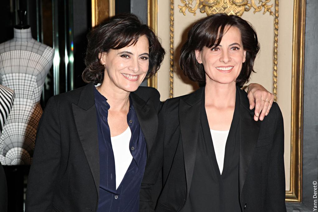 Le mus e gr vin fait son fashion show madame figaro - Ines de la fressange filles ...