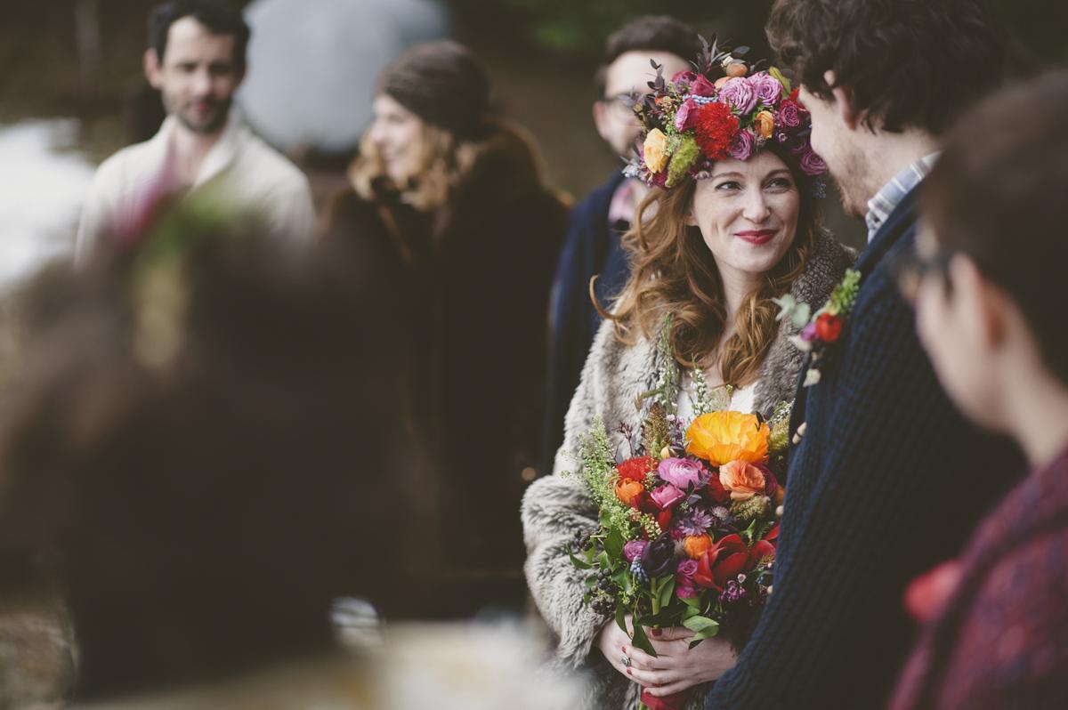 Les bons conseils pour r ussir un mariage d hiver madame for Robes mignonnes pour les mariages d hiver