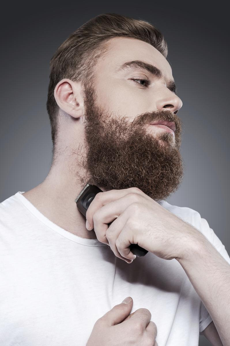 Coiffure homme accorder sa coupe sa barbe madame figaro - Coupe barbe homme ...