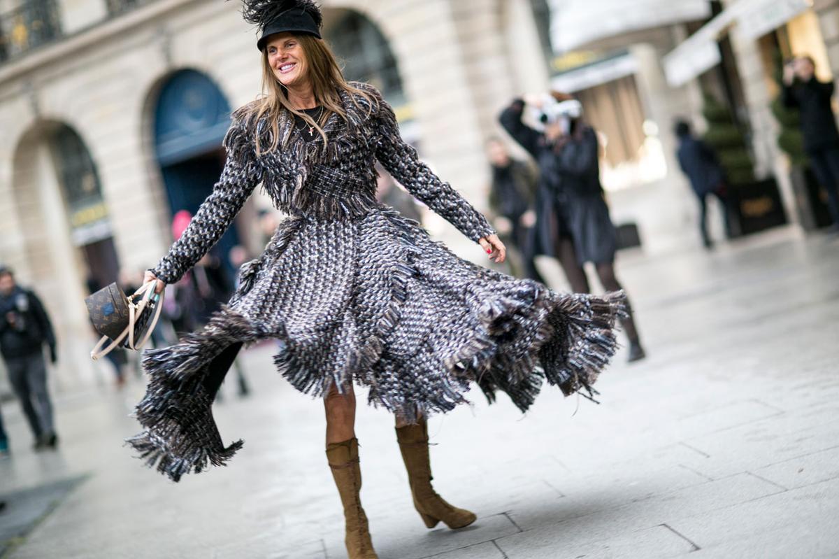 Street Style Le Meilleur Et Le Pire De La Fashion Week Haute Couture Le Figaro Madame