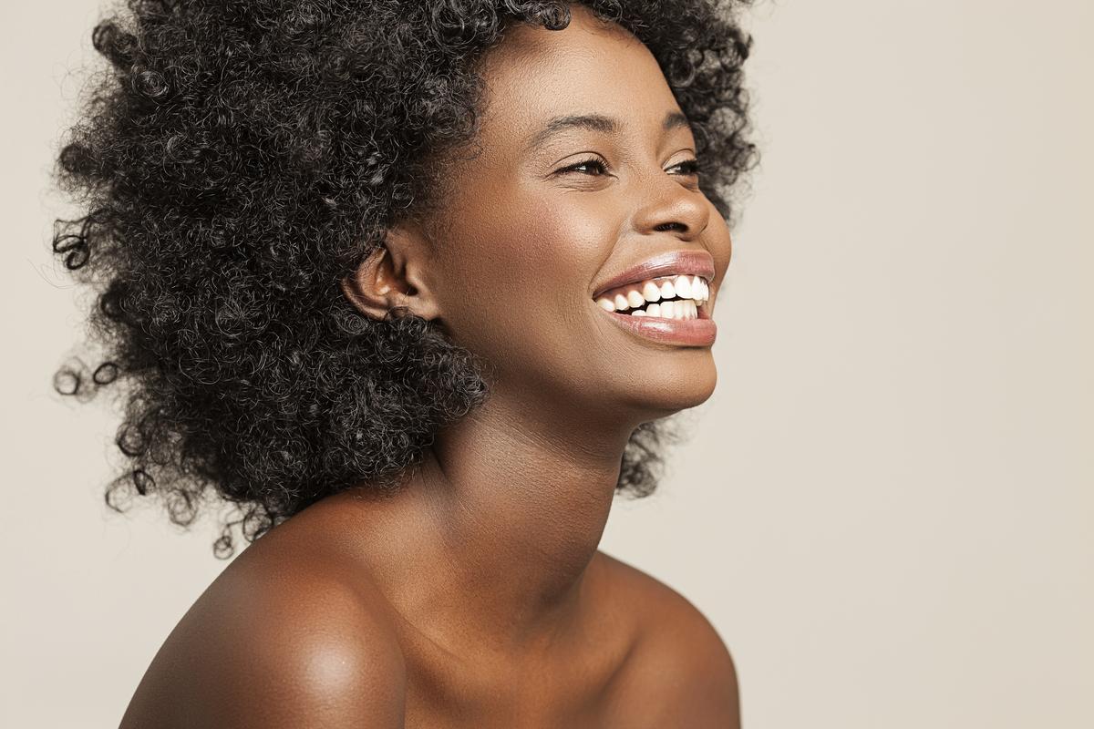 Cheveux de femme black