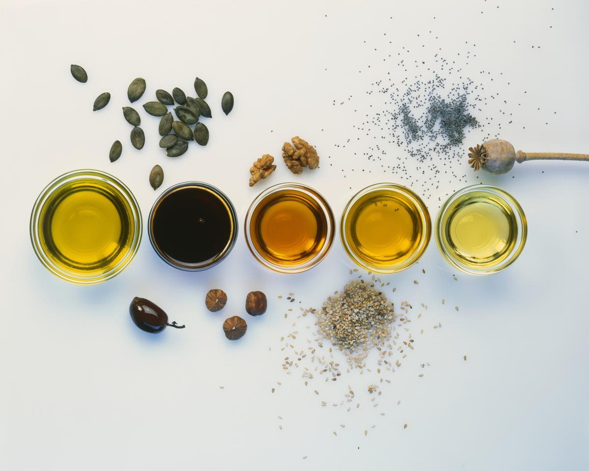 Les vertus insoup onn es des huiles v g tales madame figaro for Huile de lin cuisine