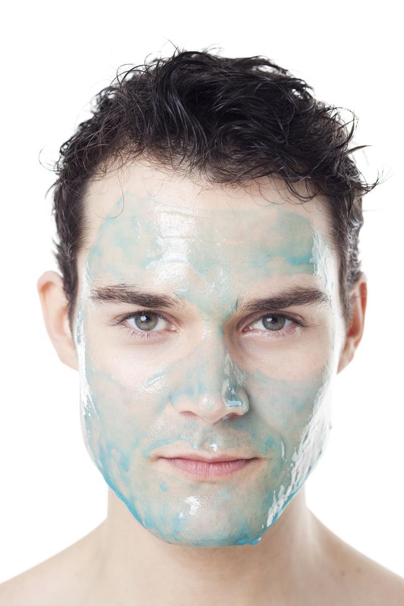 Soins homme recette pour un gommage visage maison - Gommage visage maison point noir ...