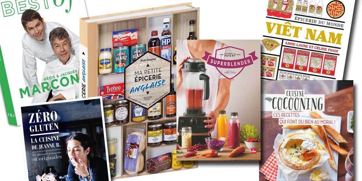 salon du livre les nouveaut s rayon cuisine cuisine ForNouveautes Livres Cuisine
