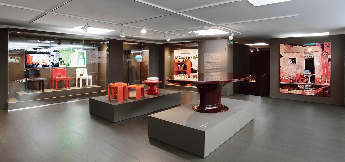 Outlet Kartell Noviglio. Milan Lheure Du Design Madame Figaro ...