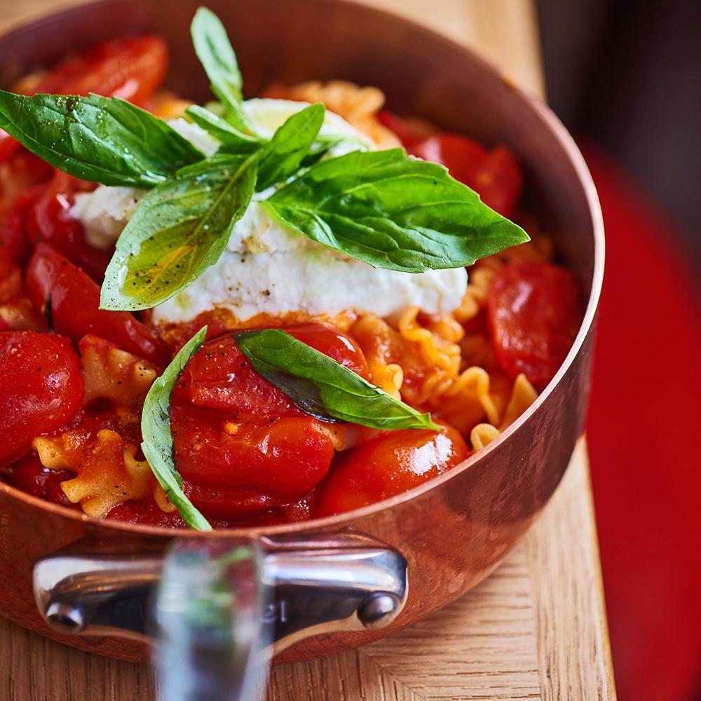 recette pasta original tomato cuisine madame figaro