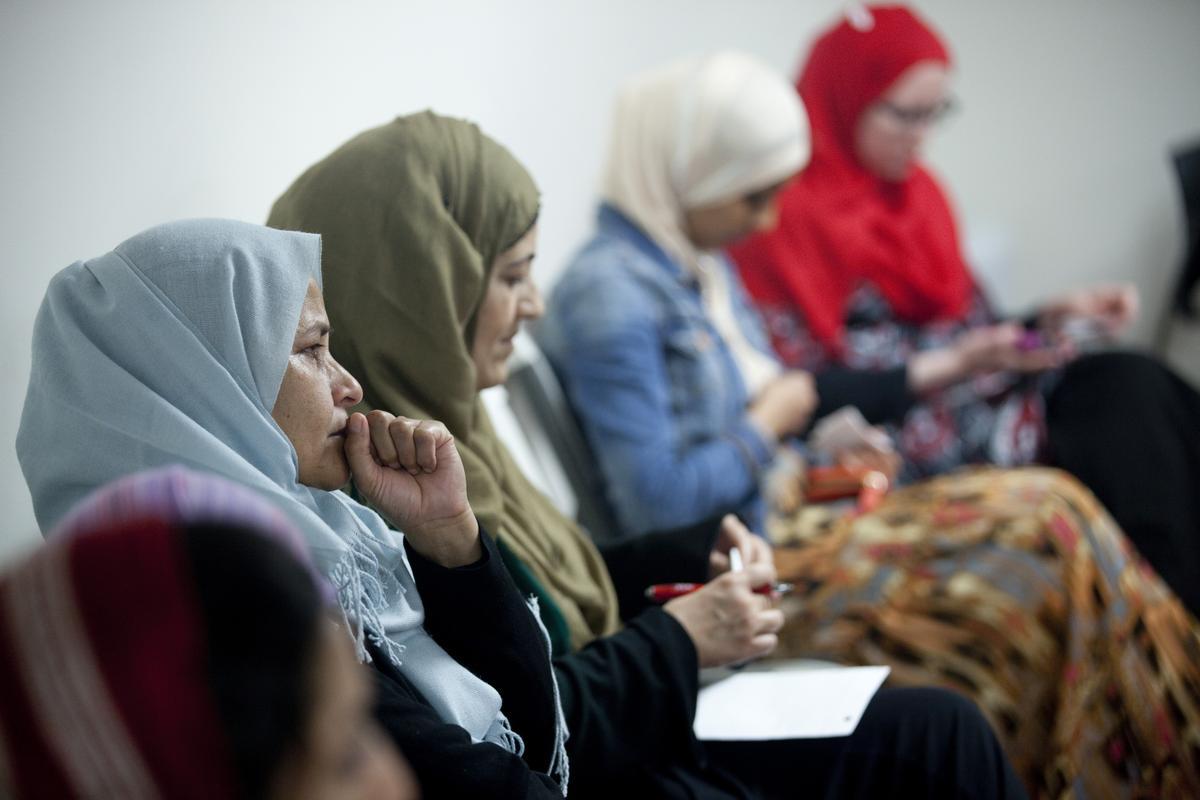 Pourquoi les musulmanes portent elles de plus en plus le for Se portent pour saluer