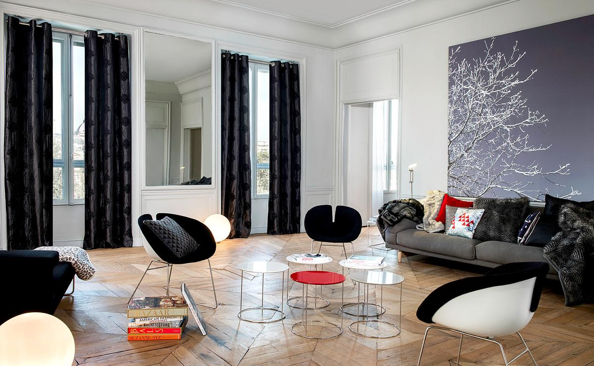 comment r duire les nuisances sonores en appartement madame figaro. Black Bedroom Furniture Sets. Home Design Ideas