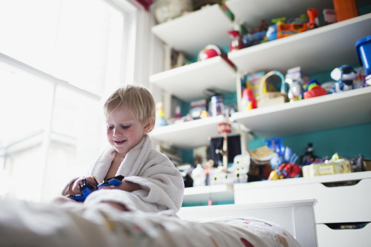 comment garder une d co design avec des enfants madame figaro. Black Bedroom Furniture Sets. Home Design Ideas