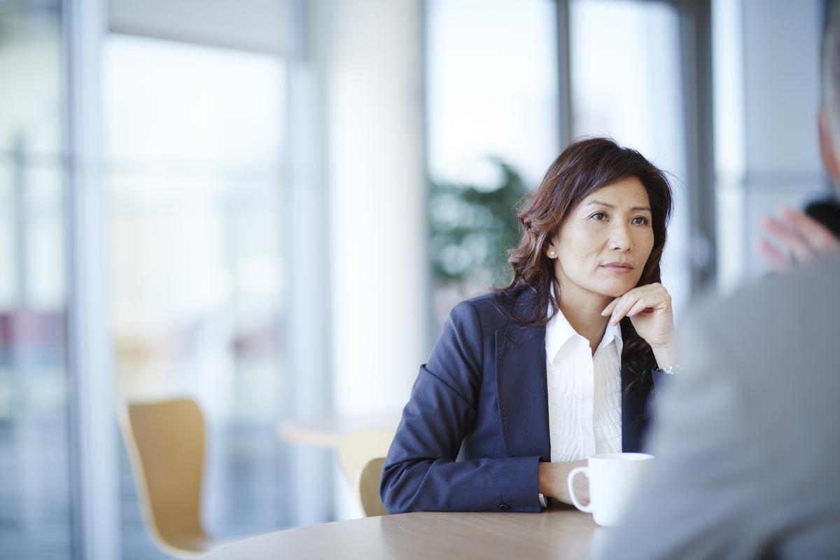 Femme voilee cherche emploi