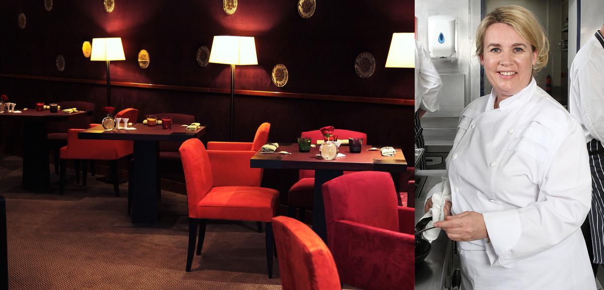Coup de food au restaurant h l ne darroze cuisine madame - Restaurant helene darroze paris ...