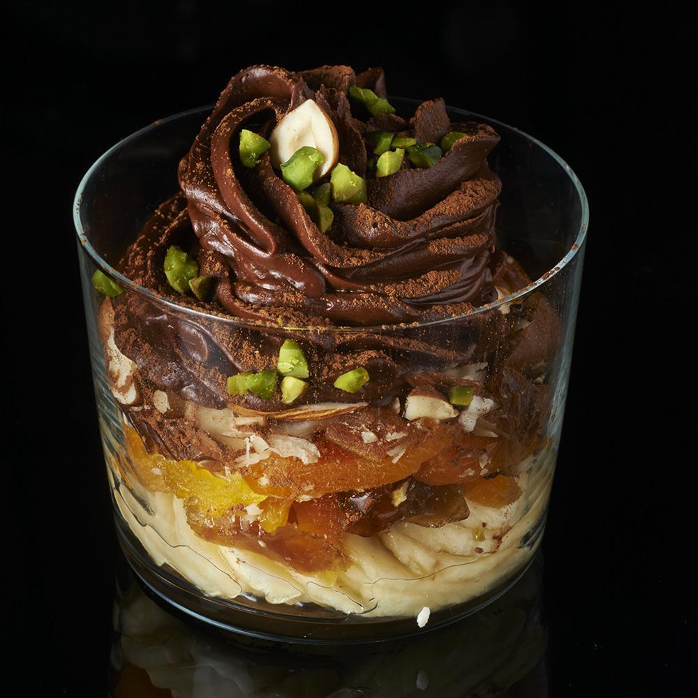 Recette fruits secs la mousse au chocolat cuisine - Cuisine uretre et dessert ...