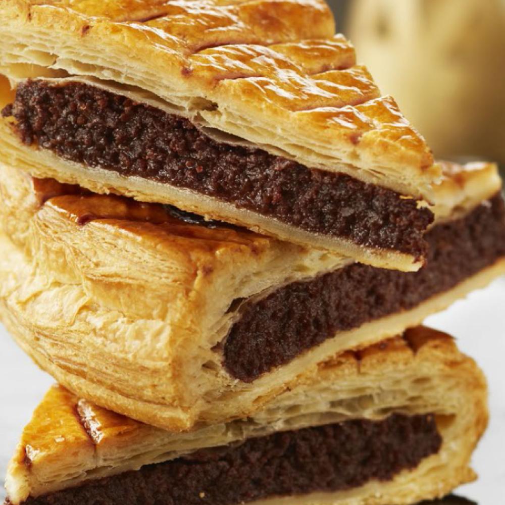 Galette des rois a la frangipane au chocolat for Galette des rois a la frangipane