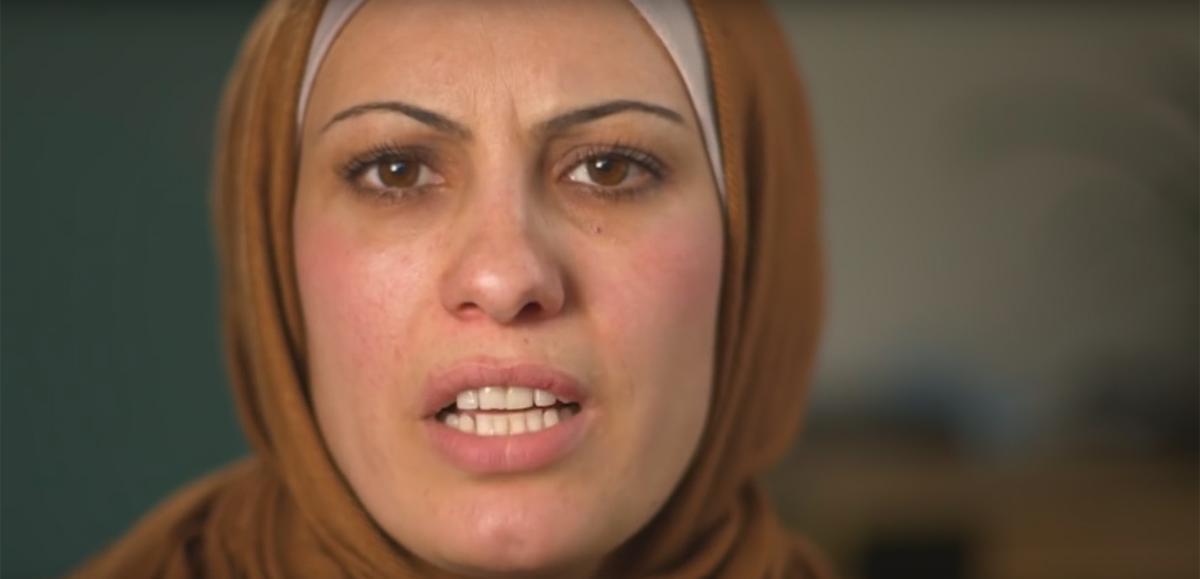 Trois Syriennes supplient les femmes britanniques de ne pas...