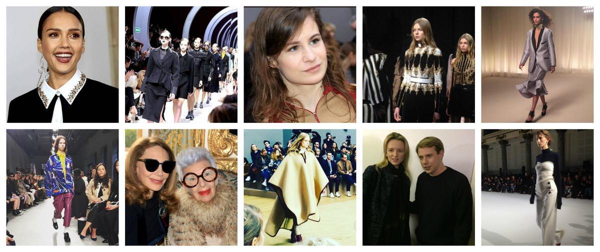 Instagram Fait Revivre La Fashion Week 360 Madame Figaro