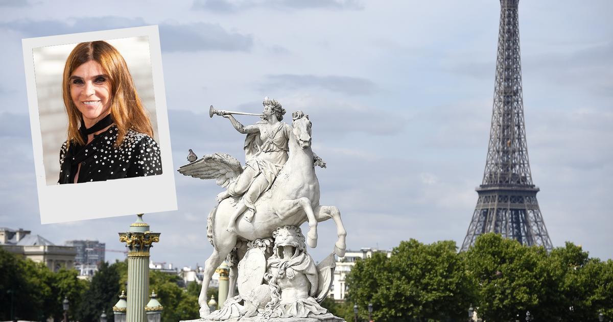 Les Bonnes Adresses Parisiennes De Carine Roitfeld Madame