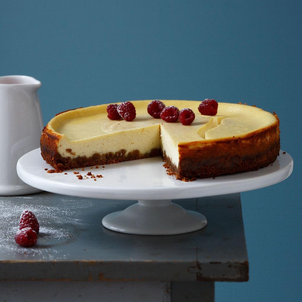 Recette new york cheesecake cuisine madame figaro - Madame figaro cuisine ...