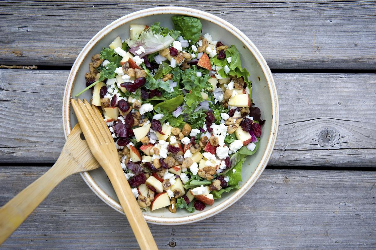 Les 4 erreurs ne pas commettre quand on pr pare une salade - Quand repiquer les salades ...