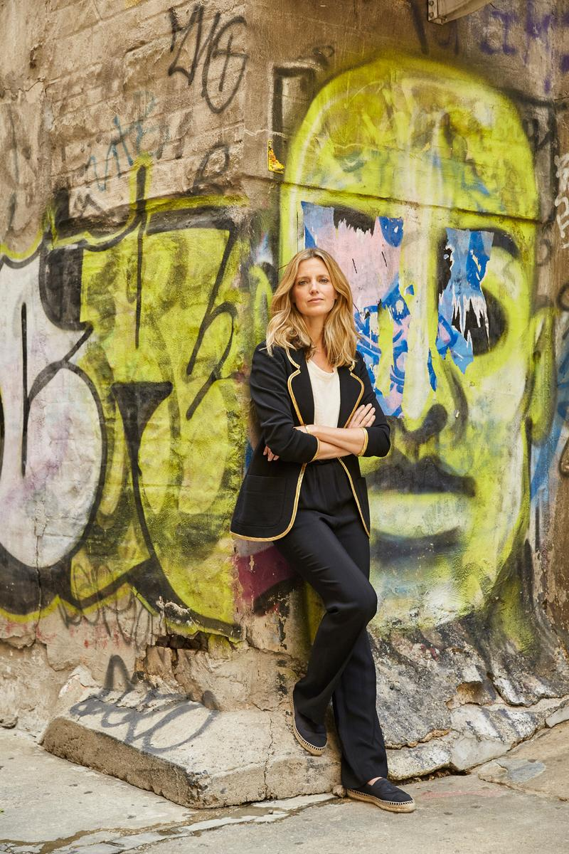 Amanda brooks l ex directrice mode de barneys qui a tout for Amanda brooks instagram