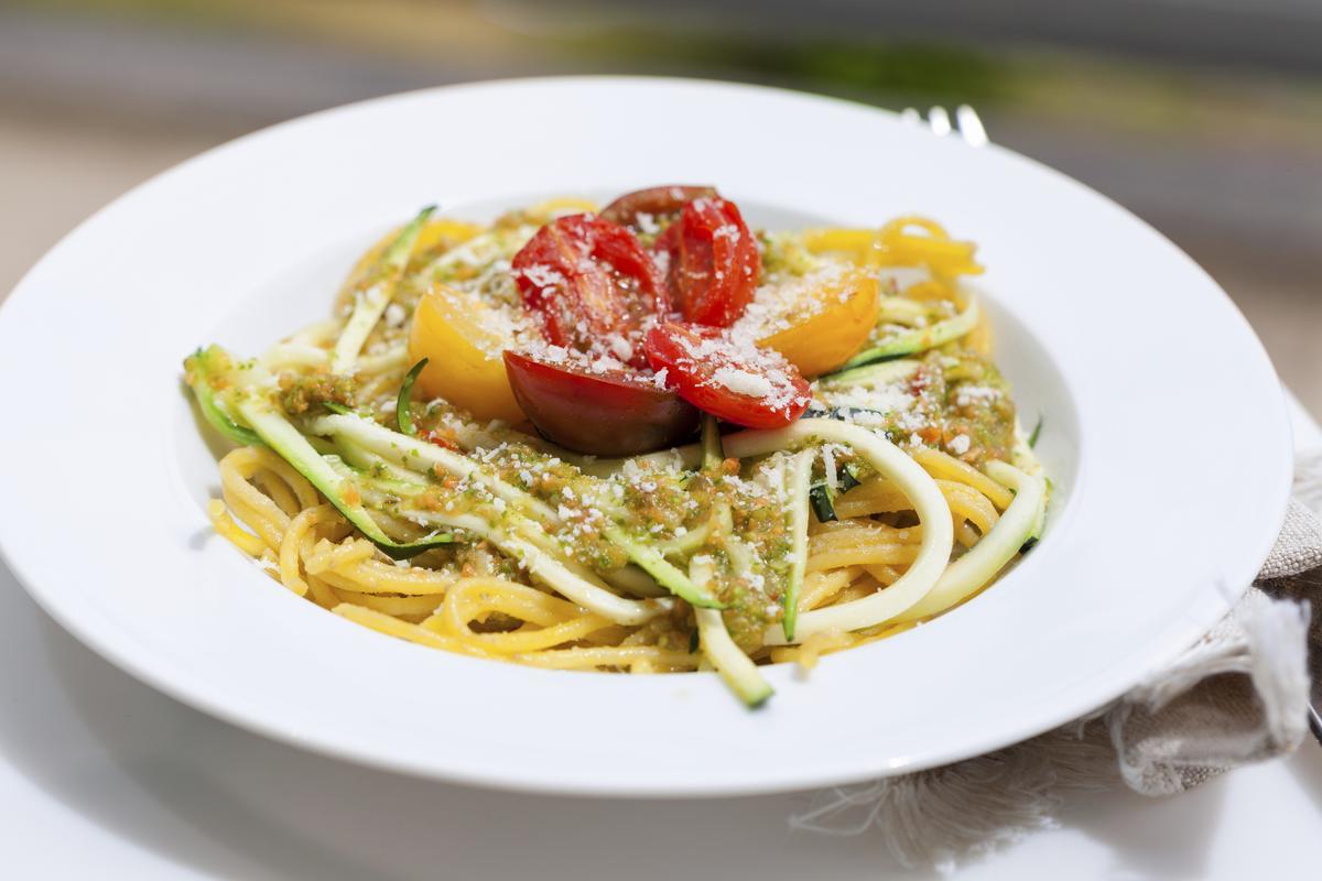 Dix recettes italiennes l g res cuisine madame figaro for Cuisine italienne x