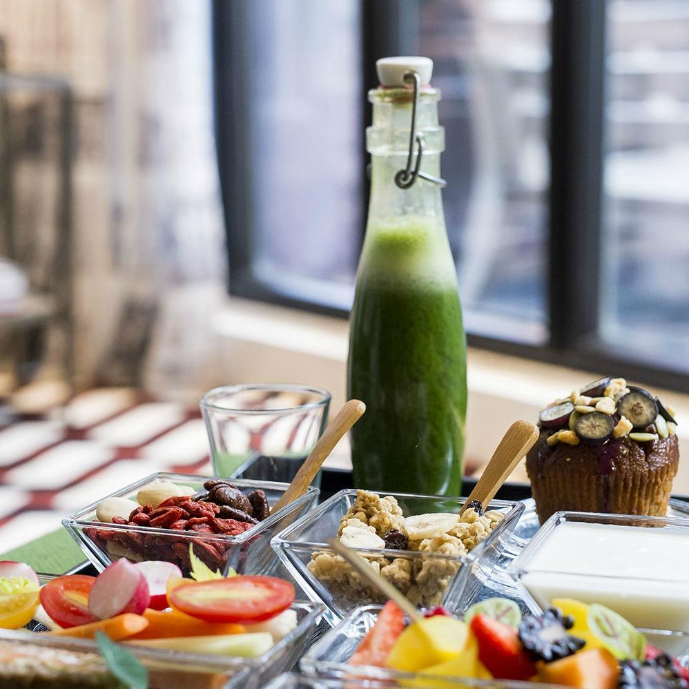 Recette jus d tox au concombre et la pomme cuisine madame figaro - Recette jus detox ...