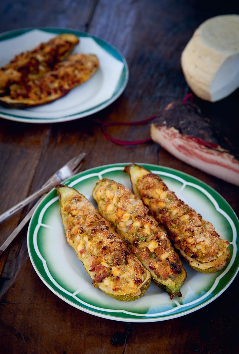Recette courgettes la sartenaise cuisine madame figaro - Madame figaro cuisine ...