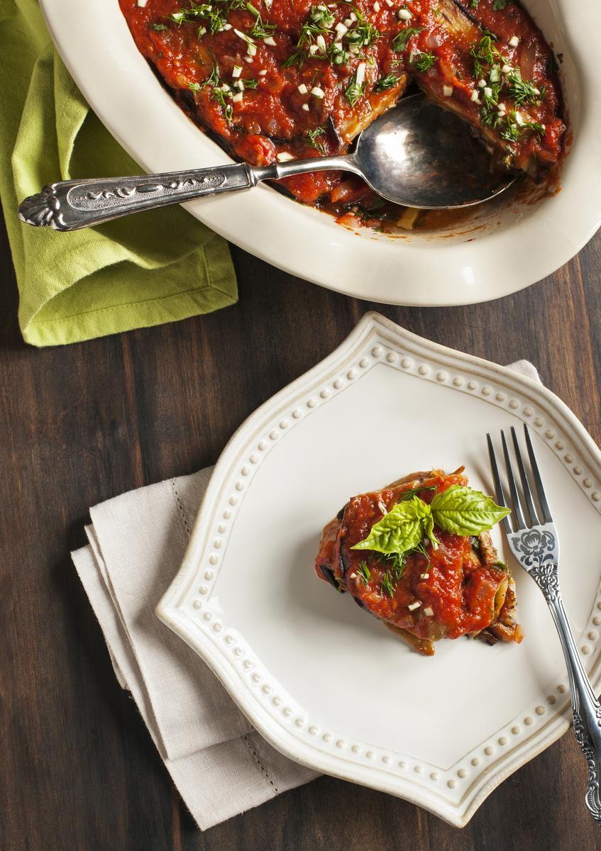 Recette lasagnes d 39 aubergines cuisine madame figaro - Madame figaro cuisine ...