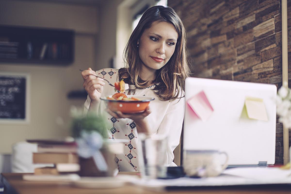 Comment d jeuner au travail sans d ranger ses coll gues - Comment ranger ses recettes de cuisine ...