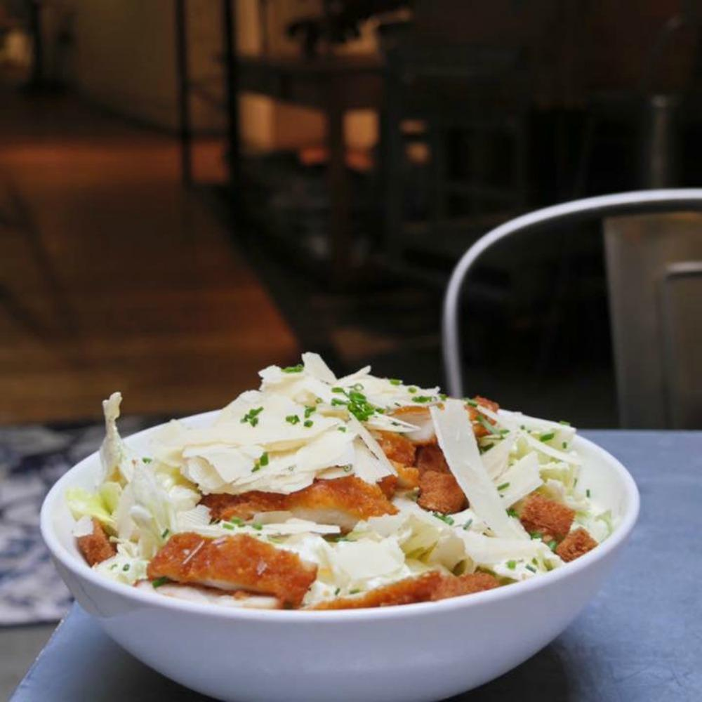 Recette salade c sar et sa sauce cuisine madame figaro for Cuisine cesar prix
