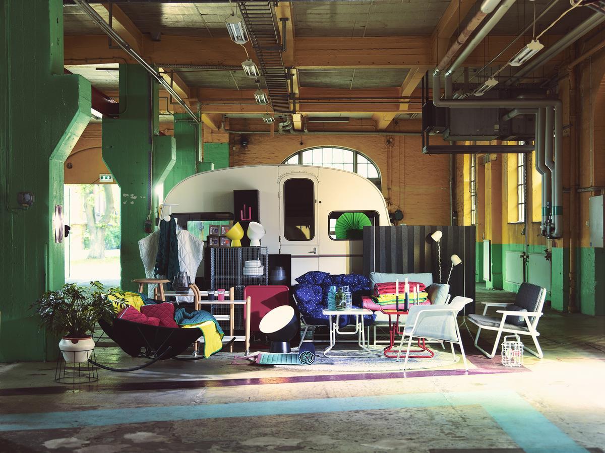 ikea d voile sa nouvelle collection ps 2017 d di e aux. Black Bedroom Furniture Sets. Home Design Ideas