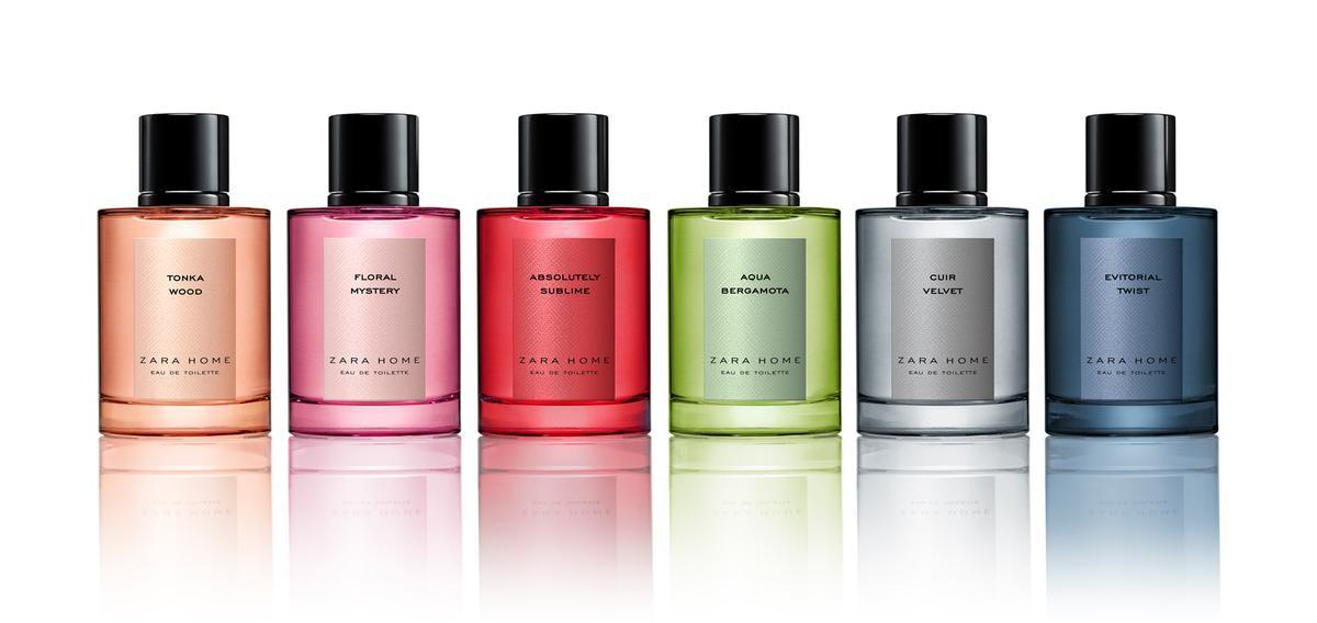 Zara se met bien au parfum madame figaro - Zara maison en ligne ...