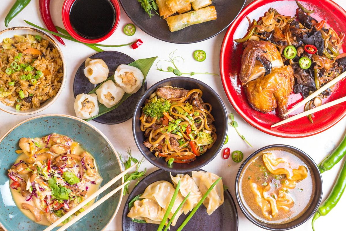 nouvel an chinois entre recettes traditionnelles et plats. Black Bedroom Furniture Sets. Home Design Ideas