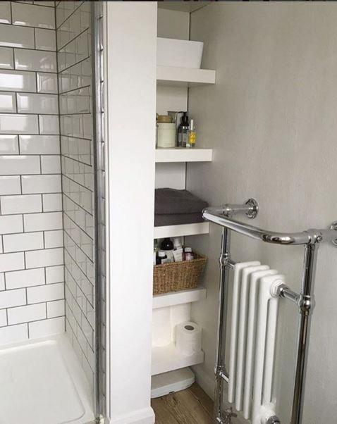 marie kondo comment ranger sa salle de bains et ses produits. Black Bedroom Furniture Sets. Home Design Ideas