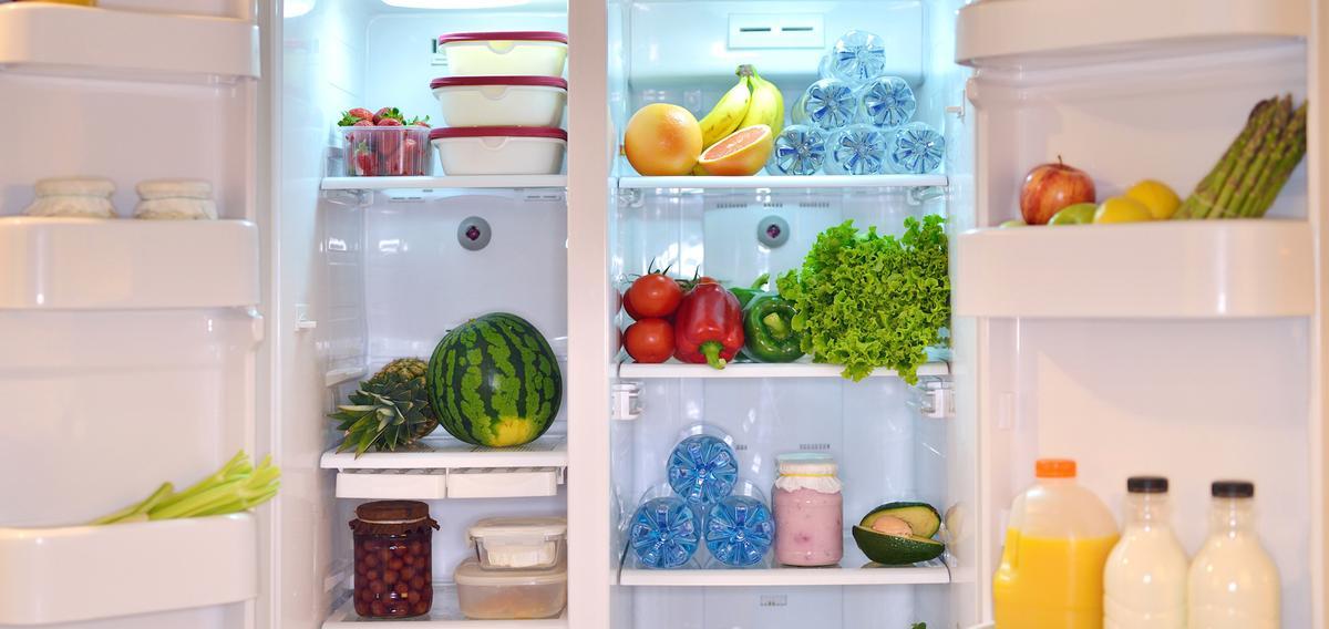 cinq r gles d or pour bien ranger son frigo cuisine madame. Black Bedroom Furniture Sets. Home Design Ideas