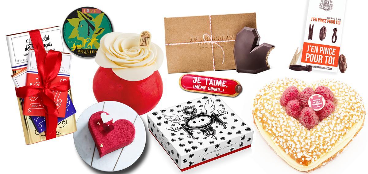 Les cadeaux food se faire offrir pour la saint valentin - La cuisine de madame saint ange ...