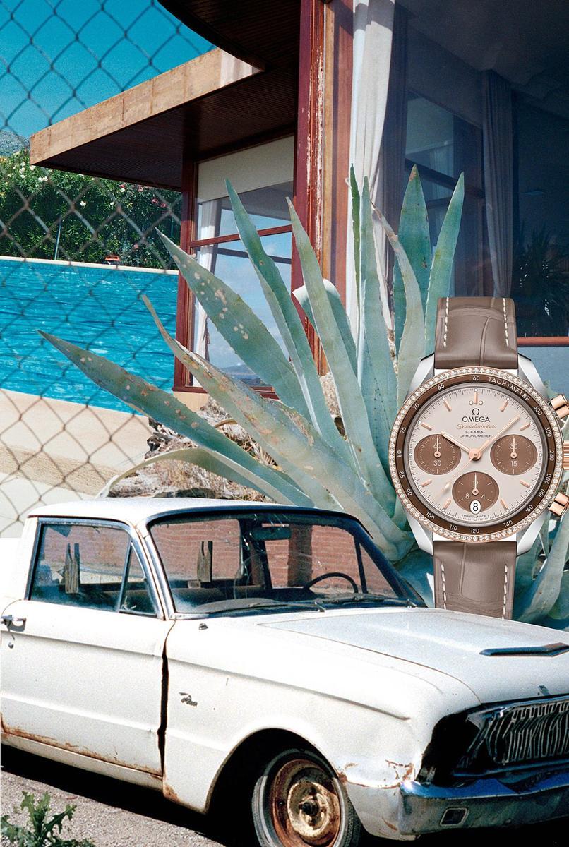 Horlogerie pile l 39 heure pour le salon de b le madame figaro - Salon de l horlogerie bale ...