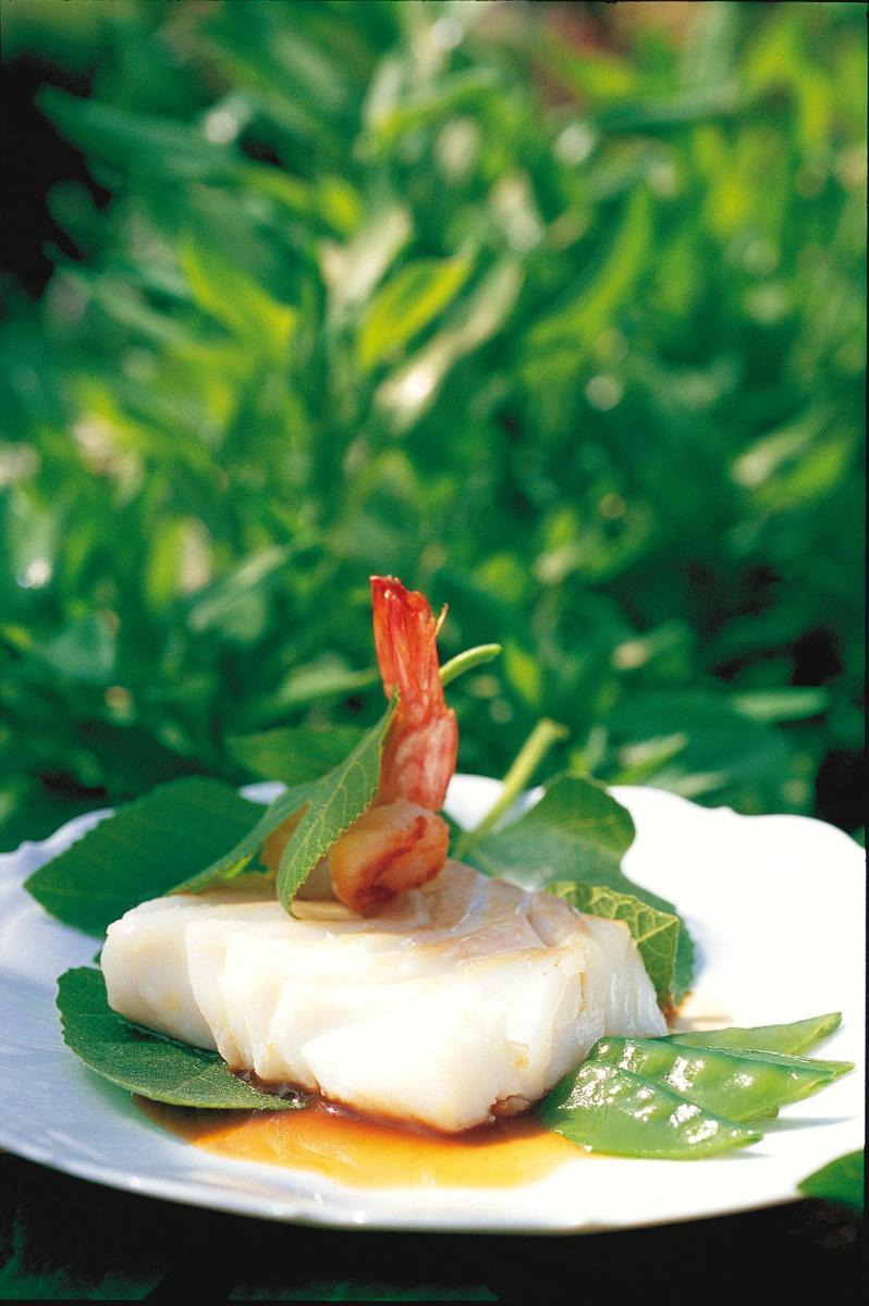 Recette cabillaud en feuille de figuier cuisine madame figaro - Feuille de cuisine ...