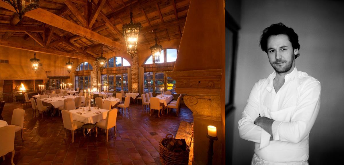 La Table De La Ferme Murtoli Dialogue Entre La Gastronomie Et