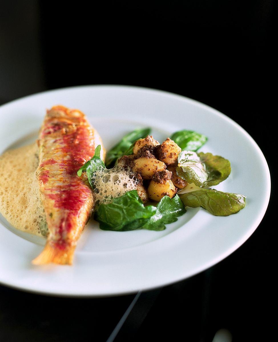 Recette rougets l orientale cuisine madame figaro for Cuisine orientale