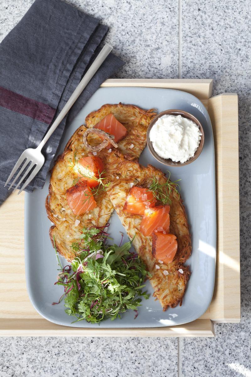 Recette saumon marin la nordique cuisine madame figaro - Madame figaro cuisine ...