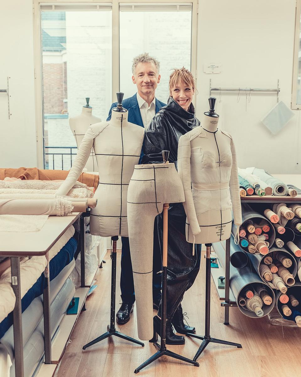 johanna senyk et geoffroy de la bourdonnaye retour sur un an. Black Bedroom Furniture Sets. Home Design Ideas