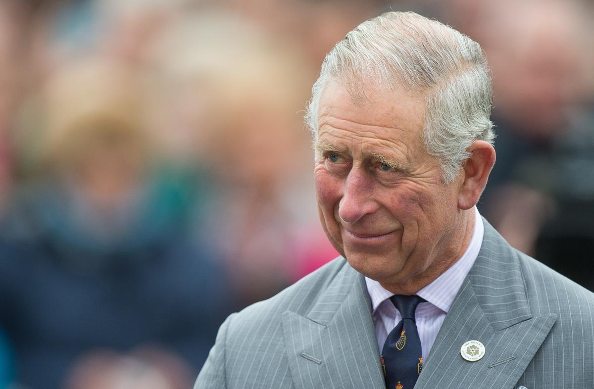 Le prince Charles lit Harry Potter à ses petits-enfants ...