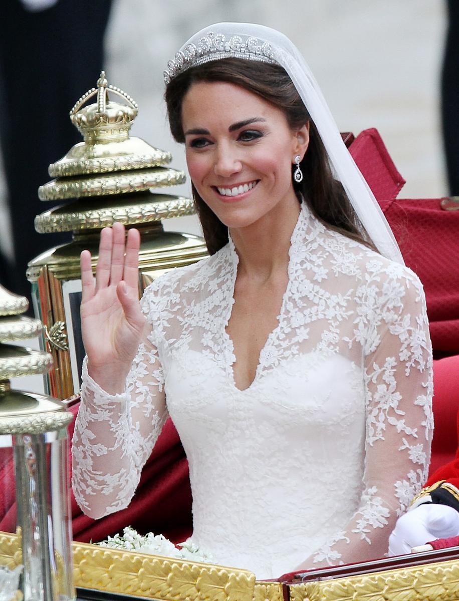Robe de mariage de la princesse kate