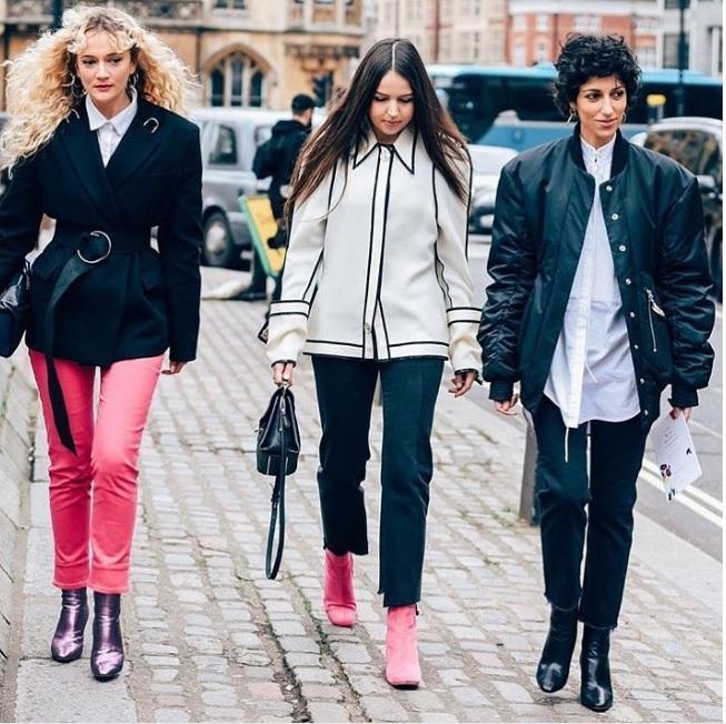 805cedbf17276 La bottine-chaussette, mode d emploi - Madame Figaro