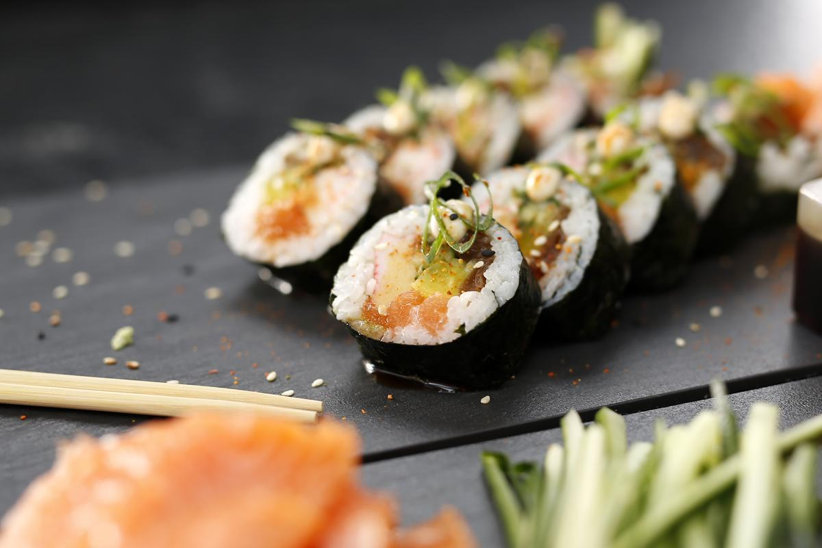 Nos recettes originales de makis et de sushis pour un d ner - Cuisine plus fr recettes ...