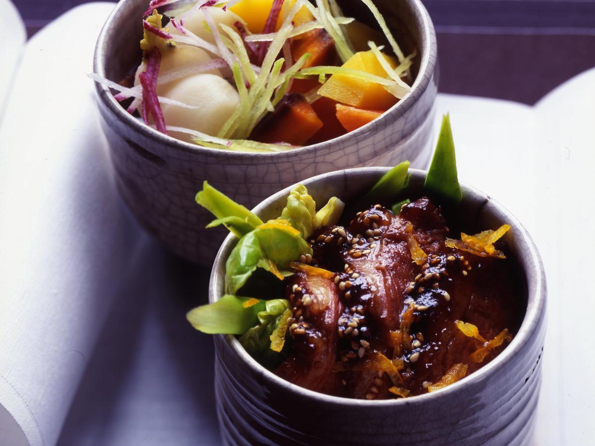 recette pot au feu au yuzu cuisine madame figaro