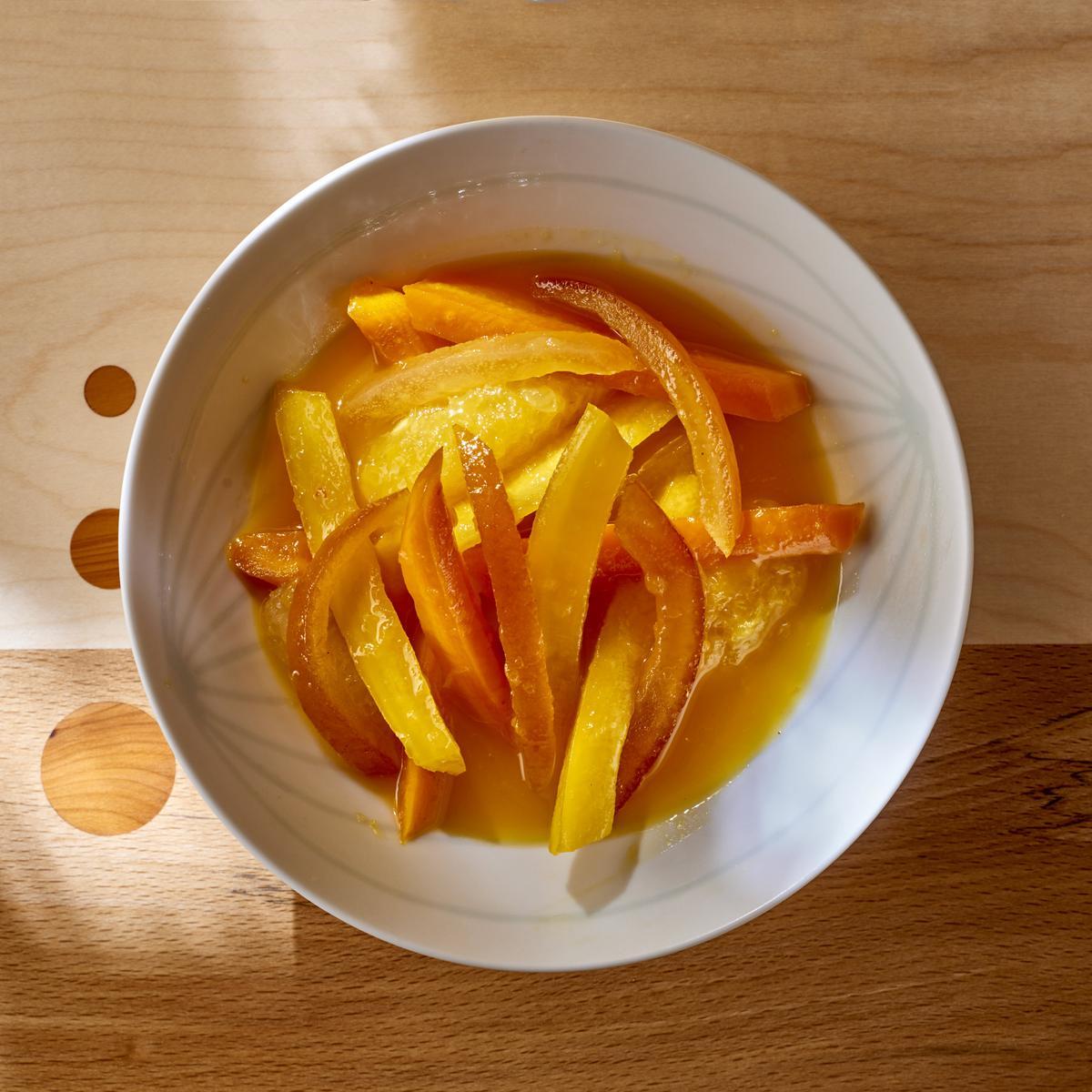 Recette carottes fa on cr pes suzette cuisine madame figaro - Magazine recette de cuisine ...