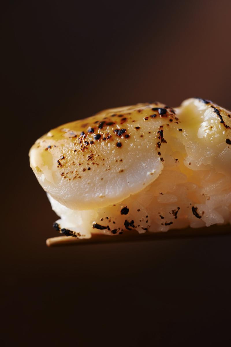 Recette sushi saint jacques snack cuisine madame figaro - La cuisine de madame saint ange ...