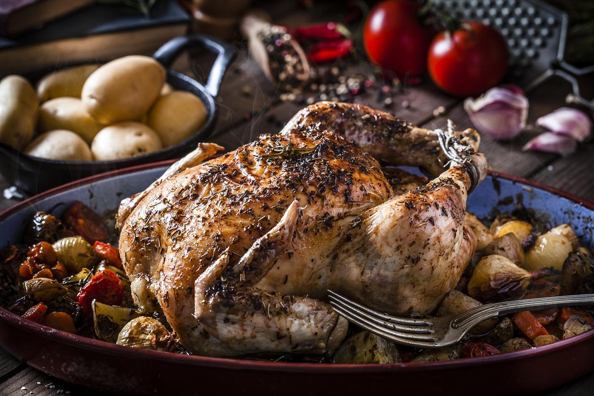 les erreurs de cuisson ne pas commettre pour r ussir son poulet r ti cuisine madame figaro. Black Bedroom Furniture Sets. Home Design Ideas
