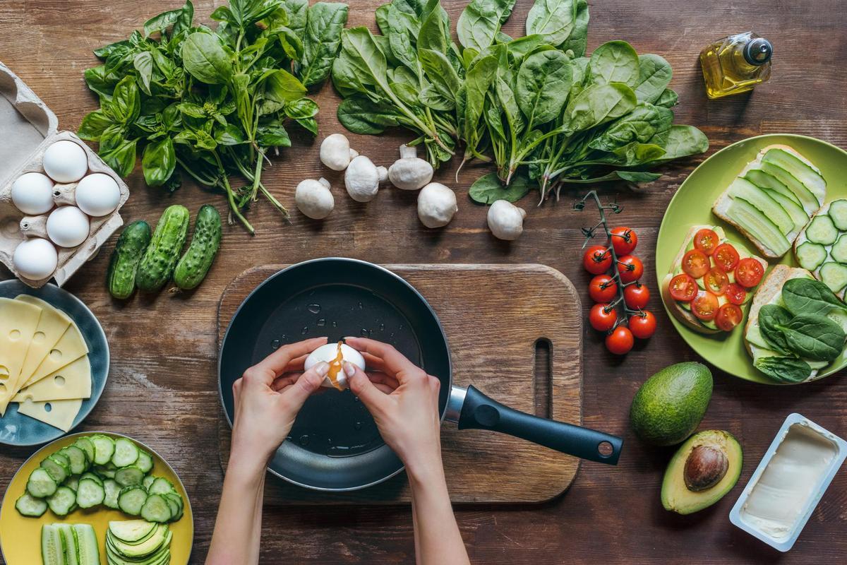 Douze recettes faire en moins de 20 minutes cuisine - Cuisine tv recettes minutes chrono ...